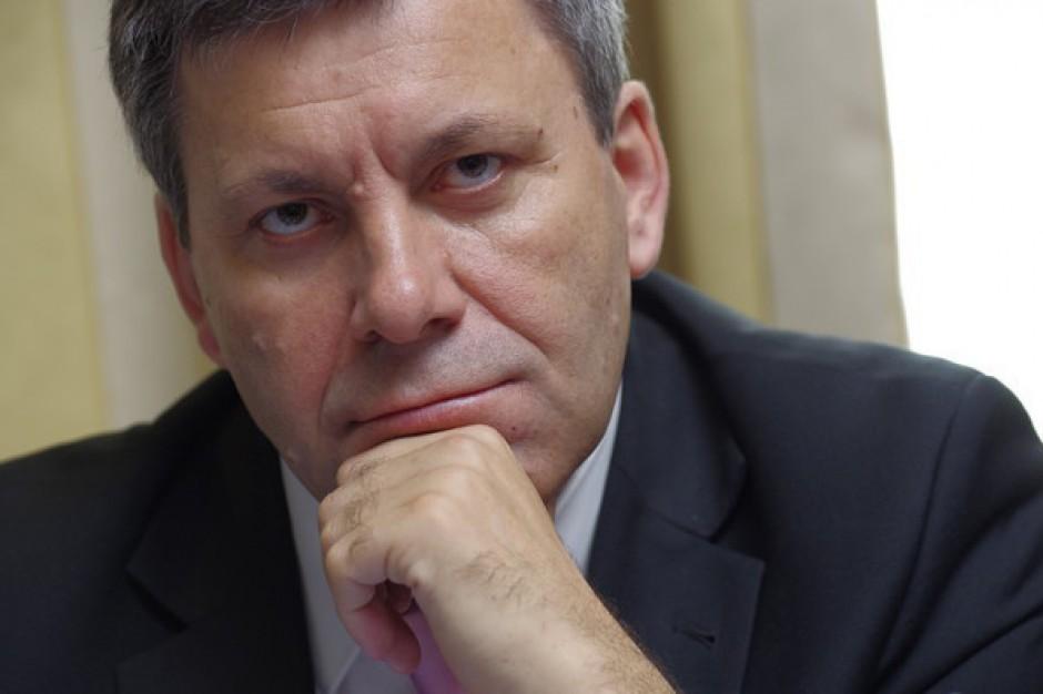 """Janusz Piechociński rozdawał """"wyborczy"""" chleb"""