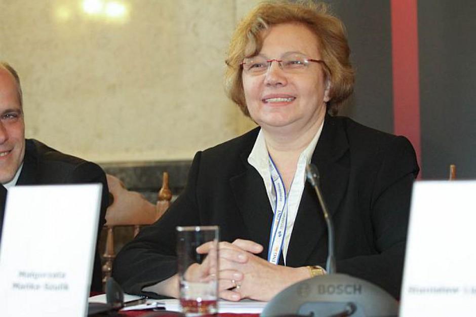 Małgorzata Mańka-Szulik pozostanie prezydentem Zabrza