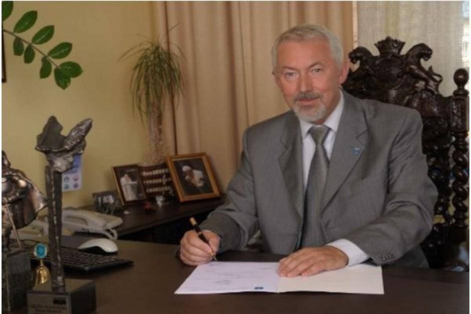 Krzysztof Hildebrandt ponownie prezydentem Wejherowa