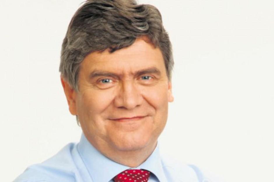 Witold Stępień pożegna się z fotelem łódzkiego marszałka