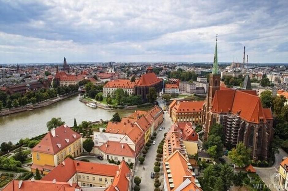 Budżet Wrocławia 2015: więcej na inwestycje