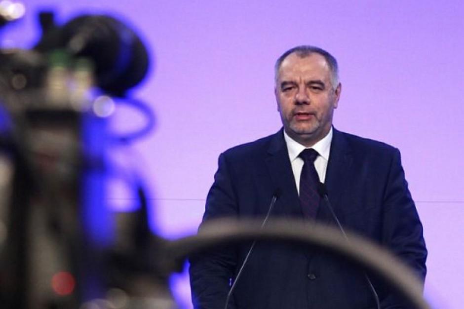 Jacek Sasin apeluje o głosy w II turze