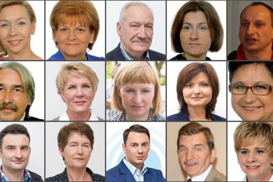 12 kobiet, 14 nowych radnych - tak będzie wyglądała RM w Konstancinie