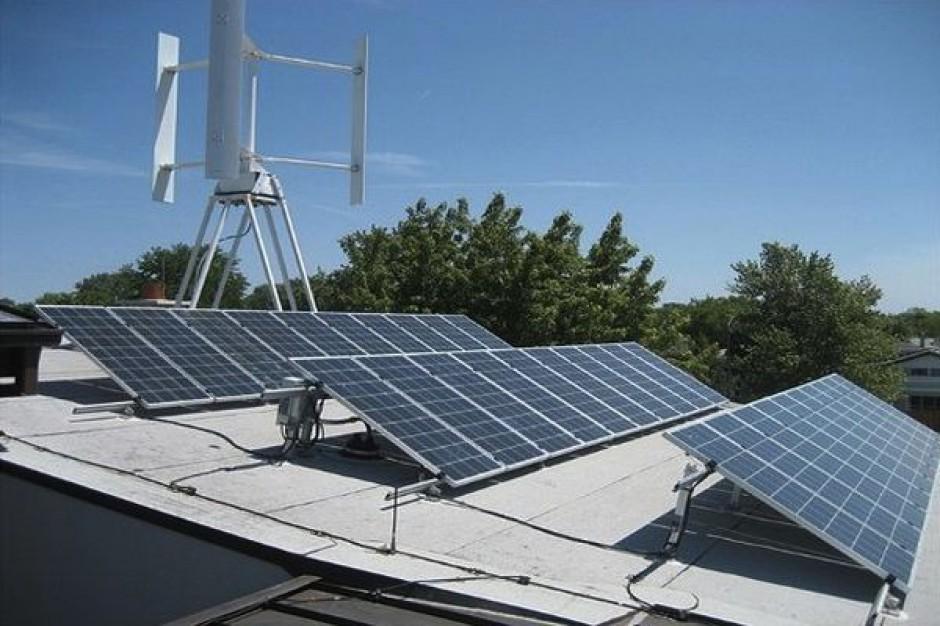 Kolektory słoneczne ogrzewają wodę w wałbrzyskim szpitalu