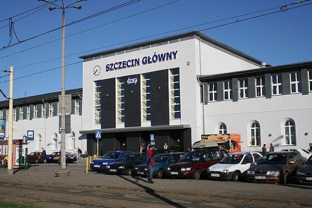 Dworzec Szczecin Główny zostanie przebudowany