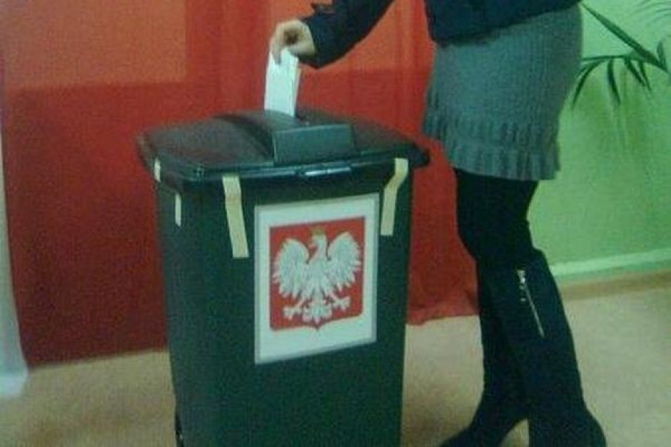 Wybory 2014, Chorzów: Awaryjne urny nie były koszami na śmieci