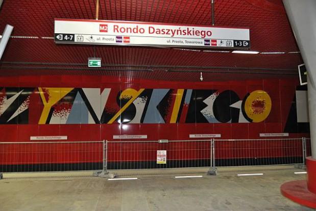 14 grudnia będzie można pojechać II linią metra