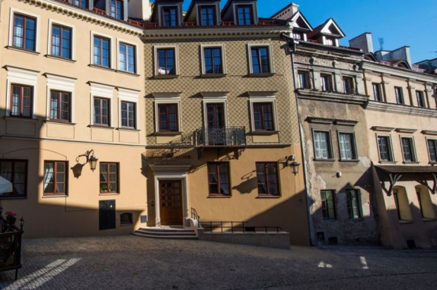 Luksus z historią w tle w Lublinie