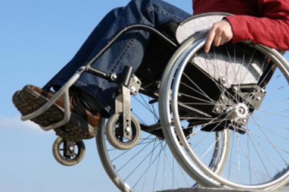 Kiepsko z pracą dla niepełnosprawnych w administracji publicznej