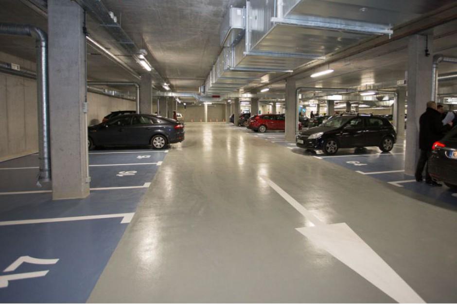 Nowy podziemny parking w Krakowie strzałem w dziesiatkę