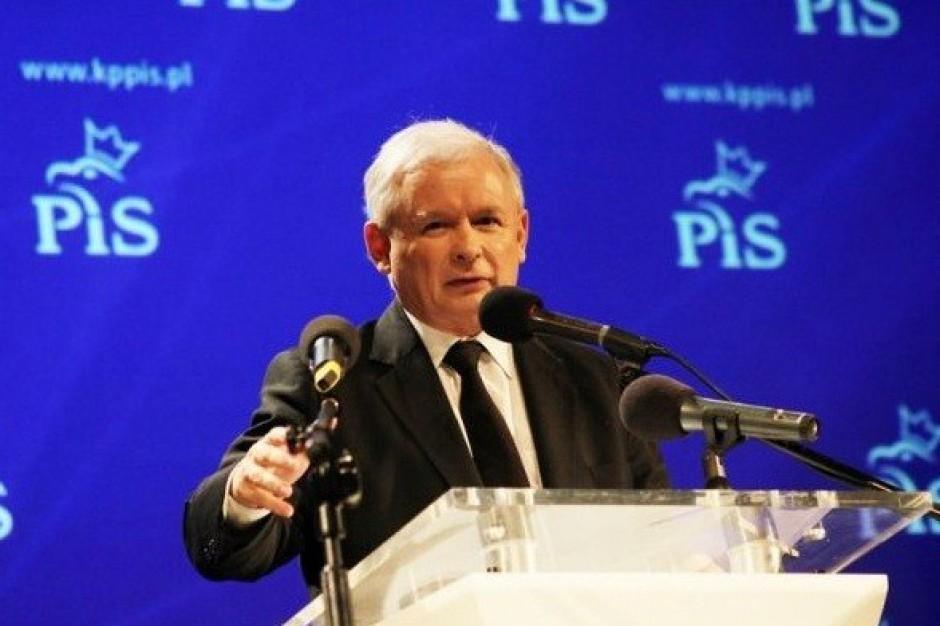 Jarosław Kaczyński, PiS: Popełniono błąd - województw powinno być dwadzieścia