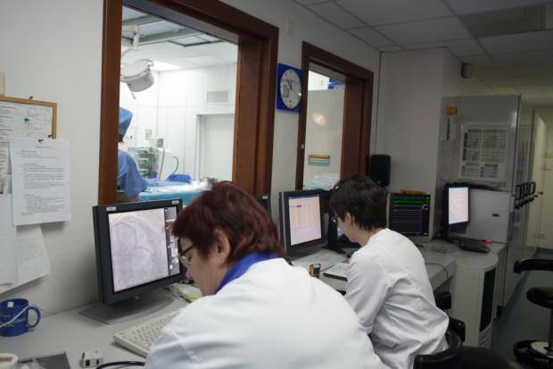 Zinformatyzują Szpital Śląski w Cieszynie