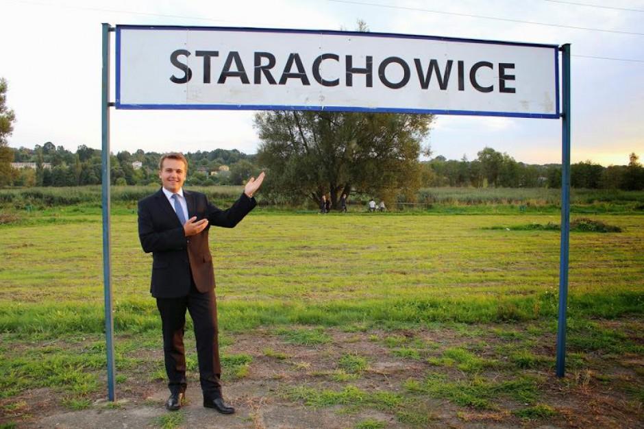 Prezydent Starachowic: wygrałem, choć nikomu nie obiecałem żadnego stanowiska