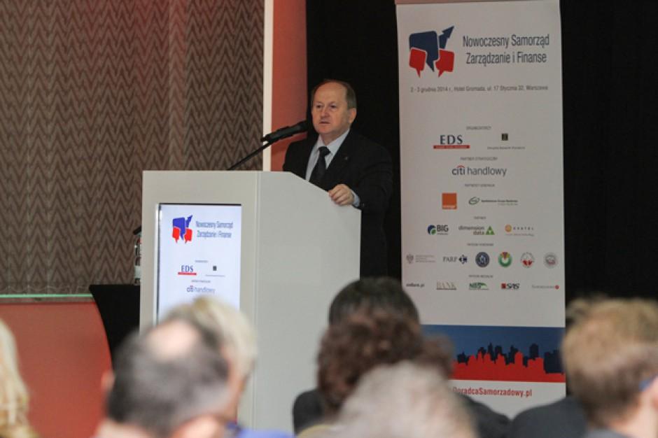 Pietraszkiewicz: Bankowcy pomagają samorządom, a te powinny odgrywać większą rolę w państwie