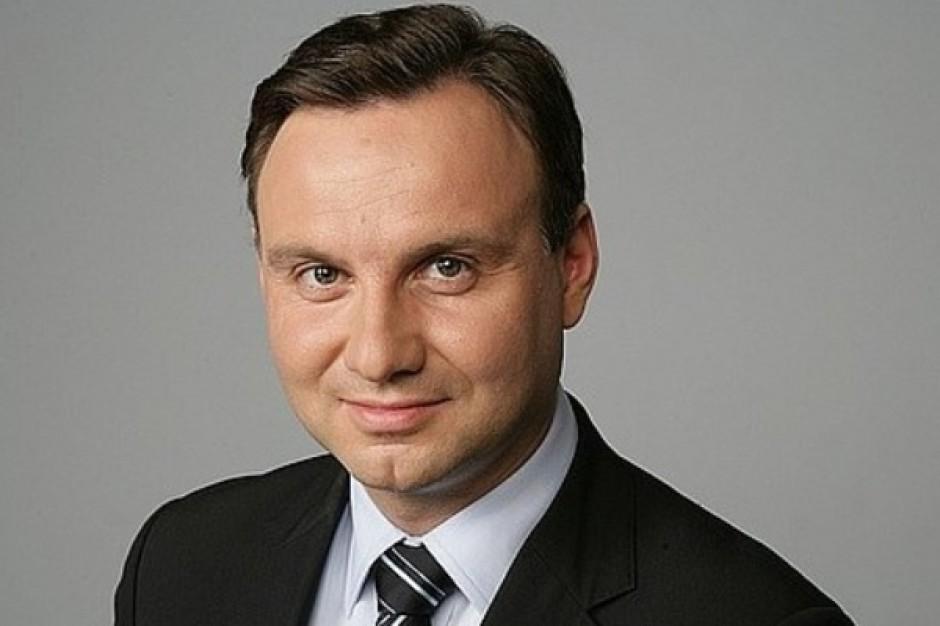 Andrzej Duda: Fatalna kampania i głosowania w formie książeczki wpłynęły na zmianę wyniku wyborczego