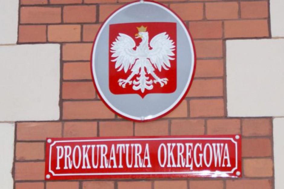 Poseł Łukasz Krupa Krupa złożył doniesienie do prokuratury na marszałka Piotra Całbeckiego