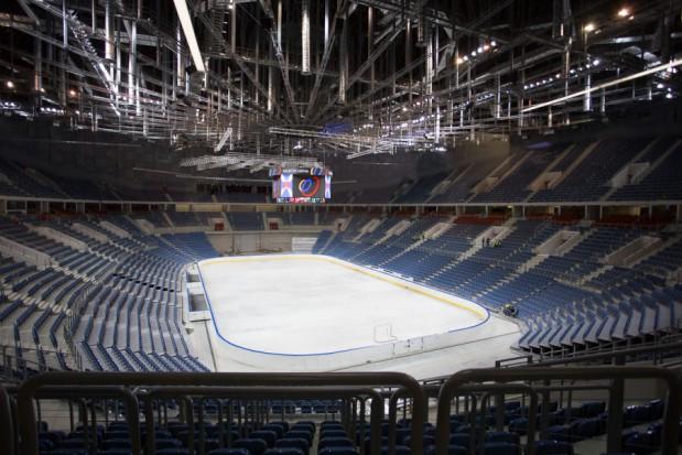 W Kraków Arenie będzie lodowisko