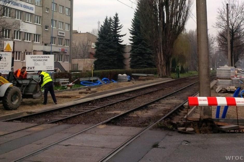 Nowe przystanki na ul. Opolskiej we Wrocławiu już gotowe