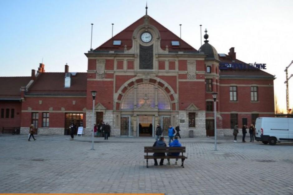 Opole ma dworzec, którym można się chwalić