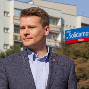 Michał Czaykowski - radny miasta Warszawa po wyborach samorządowych 2014