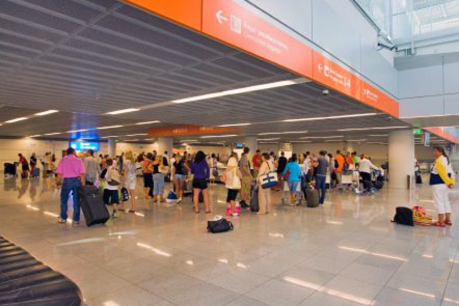 Lotnisko Chopina przyjmie w piątek 10-milionowego pasażera