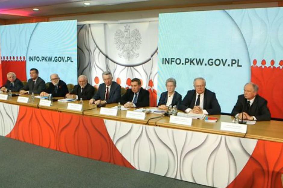 Sejm: partie nie będą wskazywać członków PKW