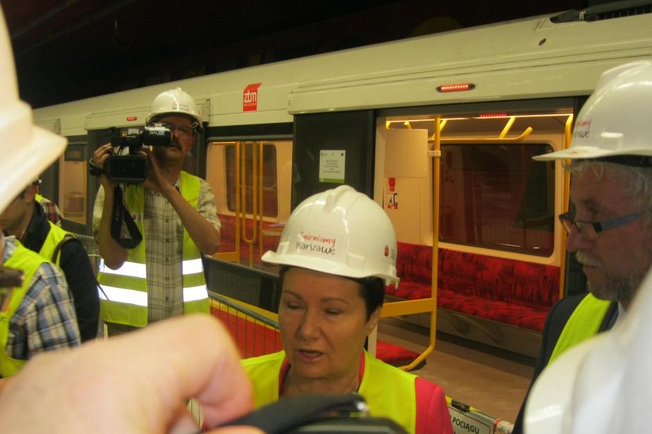 Termin otwarcia drugiej linii metra może być zagrożony