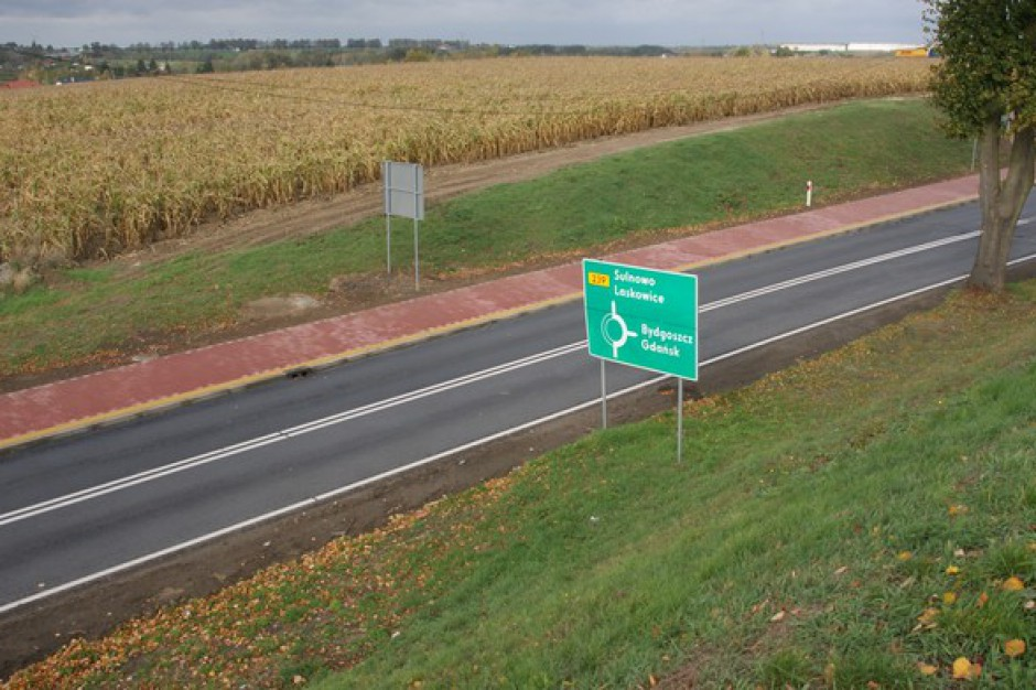 Drogowa Inicjatywa Samorządowa: kilometry nowych chodników