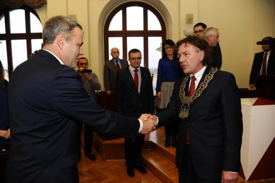 Bydgoska rada wybrała swoje prezydium