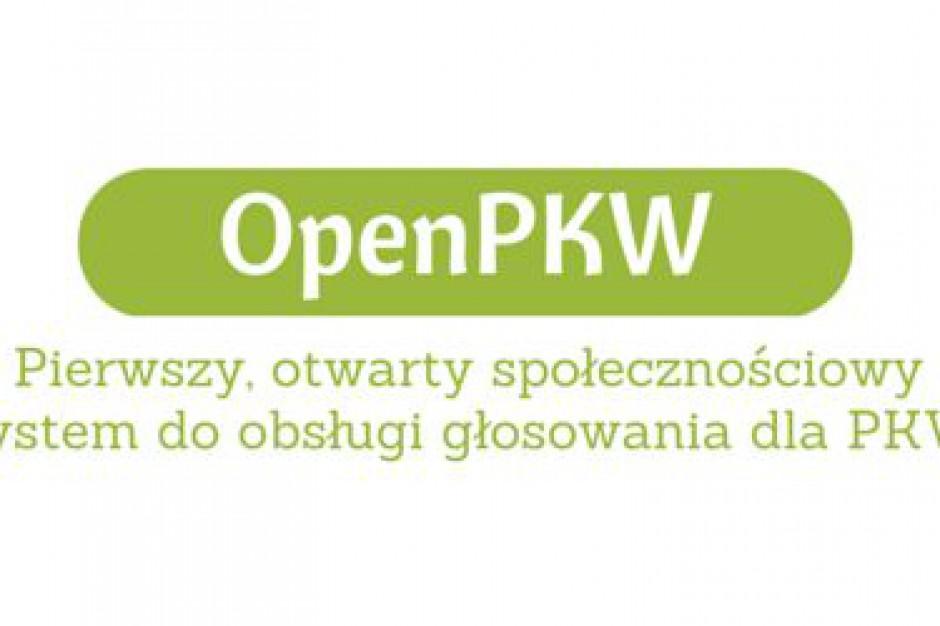 Inicjatywa openPKW rozpoczęła konsultacje