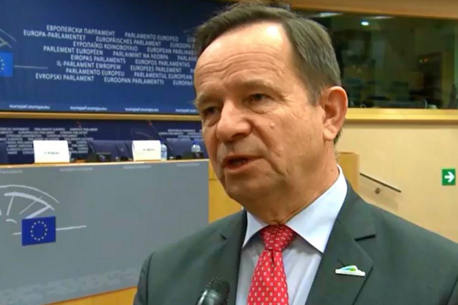 Marszałek Ortyl zabiegał o S-19 w Parlamencie Europejskim