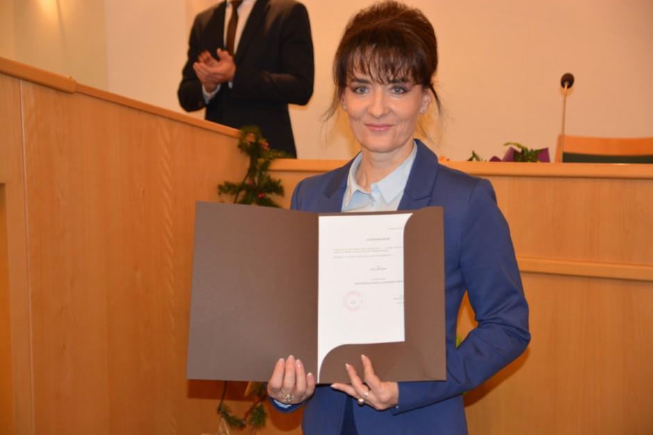 Śląskie: Anna Hetman zaprzysiężona na prezydenta Jastrzębia Zdroju