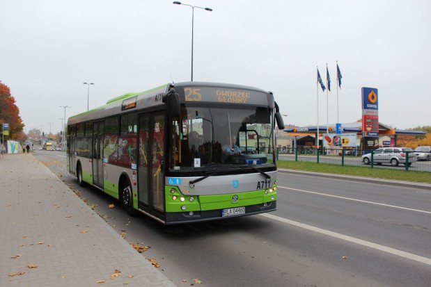 Bruksela dofinansuje rozwój komunikacji miejskiej w Olsztynie