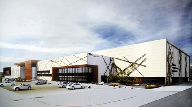Kamień węgielny pod budowę Centrum Targowo-Wystawienniczego w Bydgoszczy