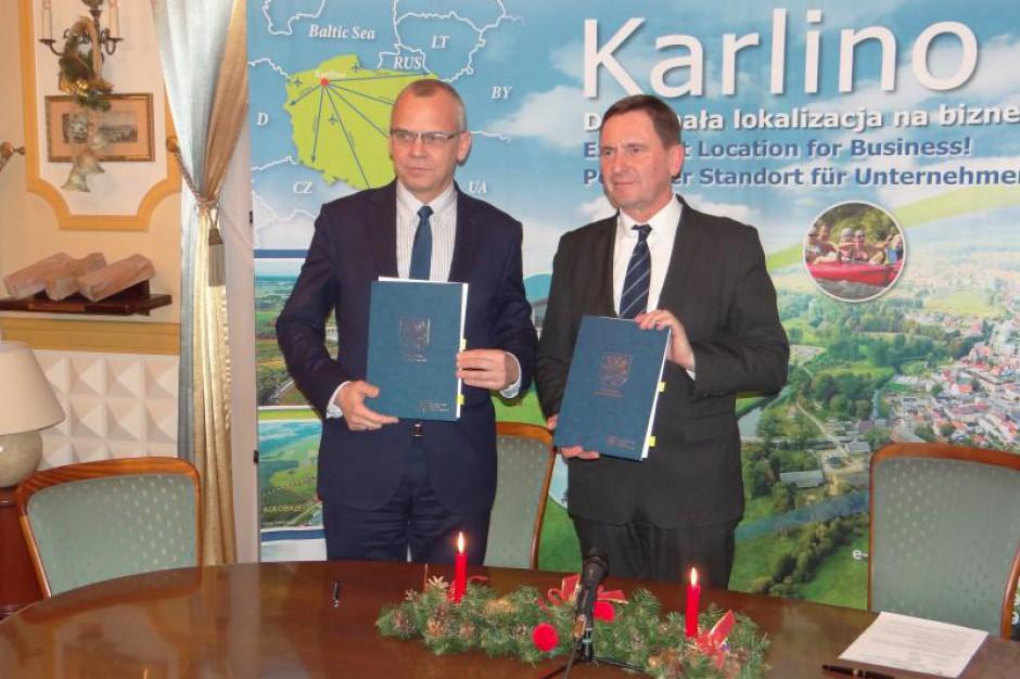 OZE wkraczają do obiektów użyteczności publicznej Karlina