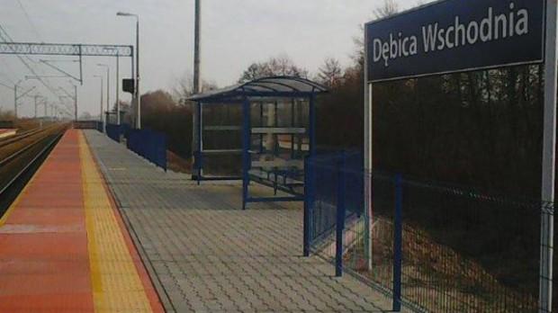 Podkarpackie: PKP PLK, nowy przystanek kolejowy w Dębicy