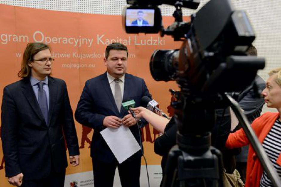 Paweł Orłowski, wiceminister infrastruktury i rozwoju: 8,4 mln osób skorzystało z Programu Kapitał Ludzki