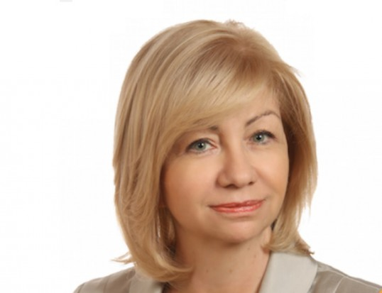 Dorota Lutomirska - radny miasta Warszawa po wyborach samorządowych 2014