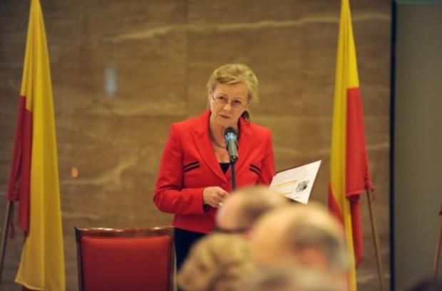 Anna Nehrebecka-Byczewska - radny miasta Warszawa po wyborach samorządowych 2014