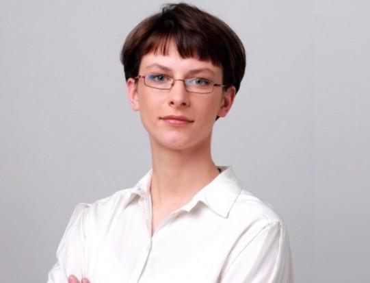 Aleksandra Sheybal-Rostek - radny miasta Warszawa po wyborach samorządowych 2014