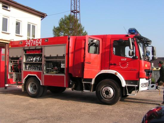 Gmina nie może przekazać nieruchomości straży pożarnej