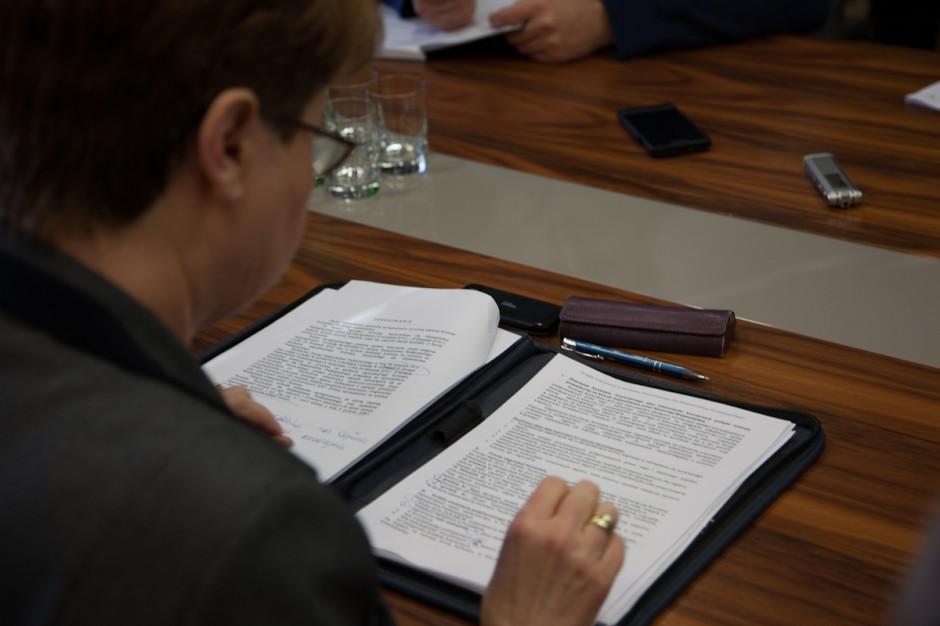 Kontrakt Terytorialny dla Podkarpacia podpisany