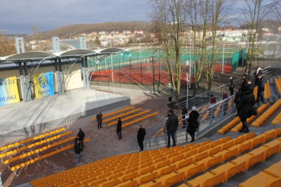 Fundusze europejskie, Pińczów z nowymi obiektami sportowymi