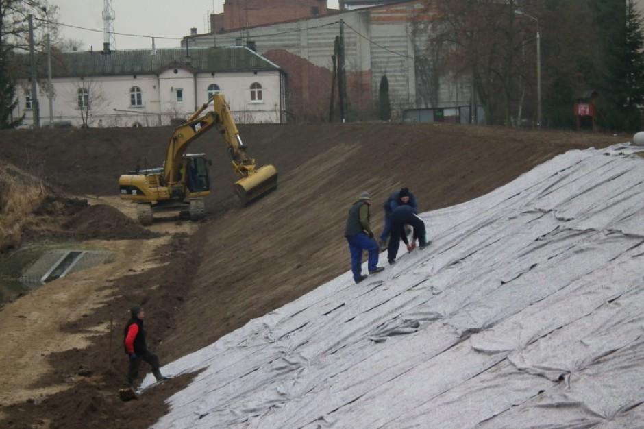 Mieszkańcy Płocka nie muszą już bać się powodzi