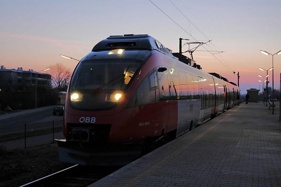 Pociągi pojadą według nowego rozkładu