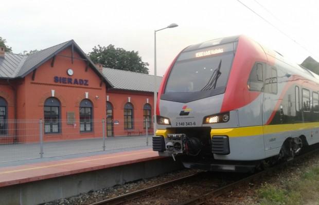 Nowe połączenia kolejowe z Łodzi do Łowicza i Koluszek