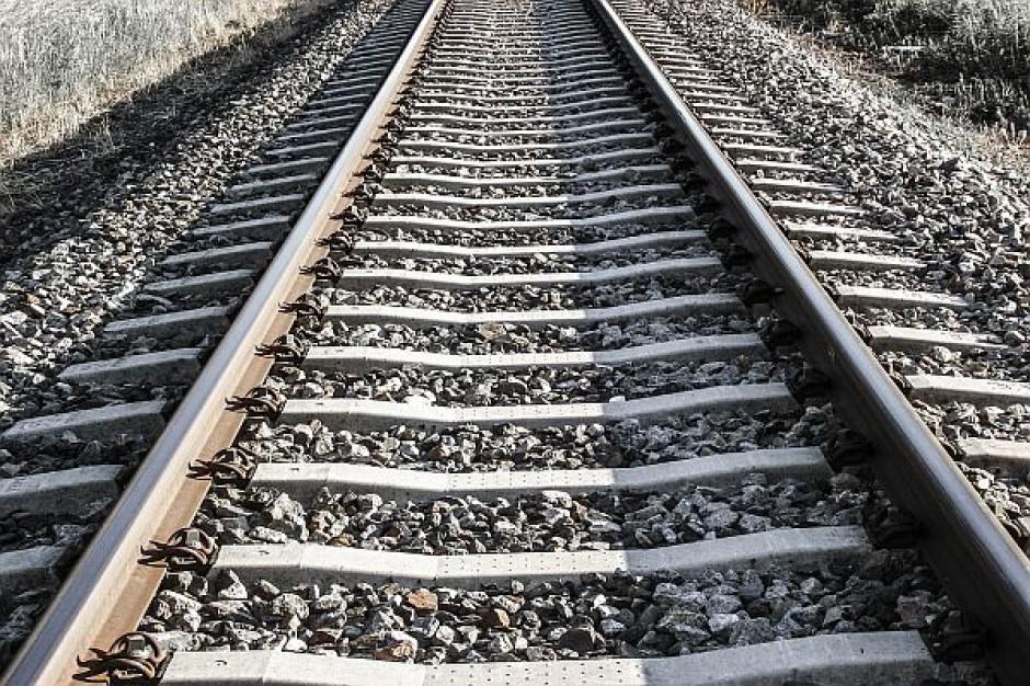 Linia kolejowa w rejonie zbiornika Świnna Poręba oddana do użytku
