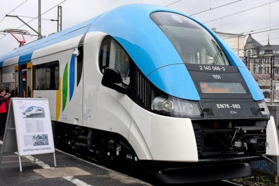 Między Gliwicami i Chorzowem pociągi pojadą 100 km/h