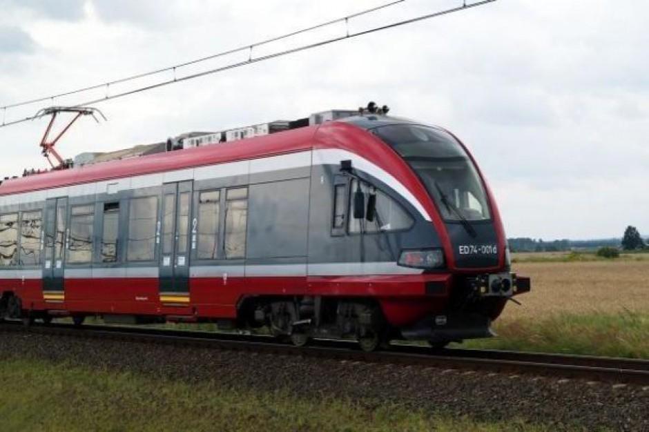 KE zgodziła się na dofinansowanie inwestycji kolejowych