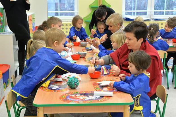 Przedszkole dla 200 maluchów w Warszawie gotowe